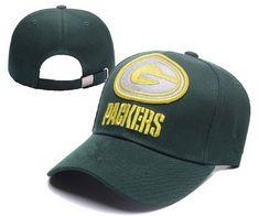 d67e314fb NFL Mens Green Bay Packers Flatbrim Cap