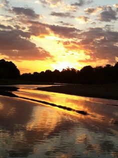 Caddo River--- can't wait till November! I think I'll have this for my view...