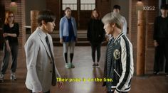The Bechdel, Russo, and Race Test: Moorim School – Season Episode 2 Moorim School, Student Life, Korean Drama, Season 1, Racing, Day, Schools, Kdrama, Youth