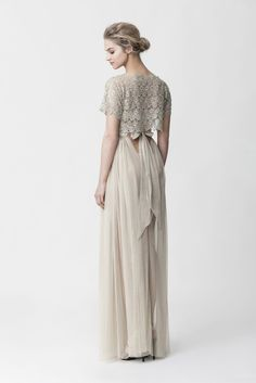 Love these bridal separates!