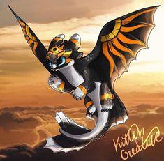 Their so beautiful 😍💛 Credi Mythical Dragons, Httyd Dragons, Cute Dragons, Night Fury Dragon, Dragon Birthday Parties, Cute Disney Drawings, Dragon Sketch, Lion Wallpaper, Dragon Artwork