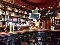 Morrissey's Pub in Abbeyleix, Ireland. 5th oldest pub in the world and 2nd best pub in Ireland.