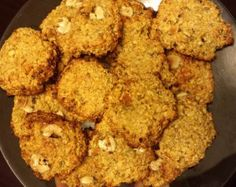 biscuiti cu ovaz si portocala Baby Food Recipes, Dessert Recipes, Romanian Food, Healthy Desserts, Recipies, Clean Eating, Blog, Sweets, Cookies