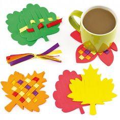 Leaf Weaving Coaster Kits