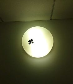 To Whoever Put This On The Men's Bathroom Light. You're A Genius, Sir! | Bored Panda