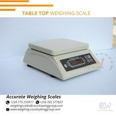 Accurate Weighing Scales supply table top scales used in mobile business, fruits and vegetables, meats and cheese, delicatessens, confectionary, coffee, tea and portion control. For inquiries on deliveries contact us Office +256 (0) 705 577 823, +256 (0) 775 259 917 Address: Wandegeya KCCA Market South Wing, 2nd Floor Room SSF 036 Email: weighingscales@countrywinggroup.com Wings Group, Us Office, Mobile Business, Weighing Scale, Portion Control, Height And Weight, 2nd Floor, Flooring, Scale