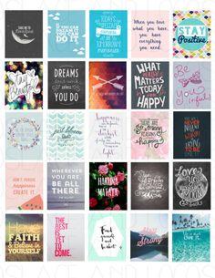Printable Planner Stickers Erin Condren Full Box von LaceAndLogos