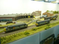 model railway layouts - Google Search