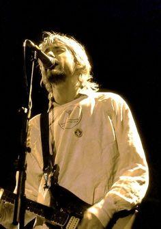 Kurt at Reading Festival