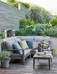 Melrose Corner Sofa   M&S