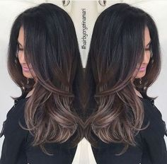 Adorable 101+ Beautiful Hair Color Ideas for Brunettes https://bitecloth.com/2017/06/13/beautiful-hair-color-ideas-for-brunettes/