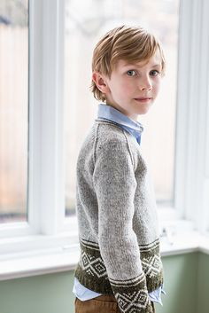 Ravelry: Carson pattern by Julie Hoover