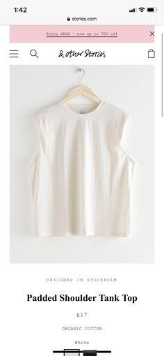 Organic Cotton, Muscle, Tank Tops, Shoulder, T Shirt, Collection, Design, Fashion, Supreme T Shirt