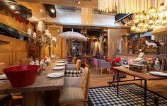İstanbul-TURKEY-Etiler-LİMONATA Restaurant & Cafe