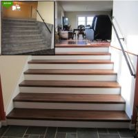 Merveilleux NuStair   Stair Refitter Retread Stairs How To Remodel Basement Stairs, How  To Remodel Stairs