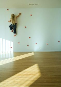 Children's Rooms: Indoor Climbing and Sliding Spaces : Remodelista