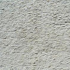 White washed brickwork.
