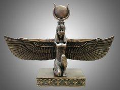 hathor goddess tattoo - Google Search