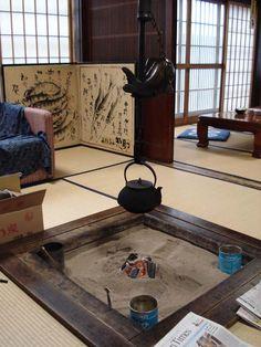 Kagizuru - Japanese Fireplace