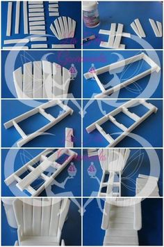 Beach chairs - CakesDecor