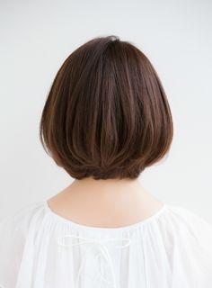 【ボブ】簡単スタイリング!大人ワンカールボブ!/Ramieの髪型・ヘアスタイル・ヘアカタログ|2016春夏