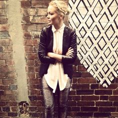 Not a fan of lara bingle but i do love this outfit!