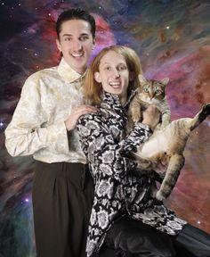 Awkward Family Pet Photos Cat