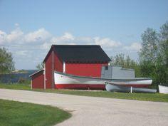 Hecla Island, Manitoba