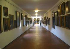 Vasari Corridor inside