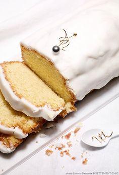 Sugar and shine // Lemon drizzle cake with Irish Coffees