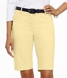 """Talbots - 11"""" Shorts -"""