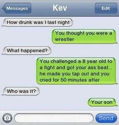 I feel like this entire thing including the name will happen many years from now - Funny Text - - Oh god The post I feel like this entire thing including the name will happen many years from now appeared first on Gag Dad. Funny Images, Funny Pictures, Fail Pictures, Funny Fails, Funny Drunk, Drunk Humor, Hilarious Memes, Nurse Humor, Drunk Texts