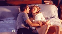 At 25: There's nothing better to do than to spoon. | 11 Differences Between Being In A Relationship At 18, 25, And 30
