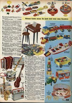 1963 toys