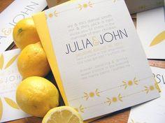 Pieces of Anna: Wedding Invitation Inspiration