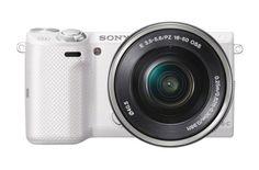 Amazon.com : Sony NEX-5TL Mirrorless Digital Camera with 16-50mm Power Zoom Lens : Compact System Digital Cameras : Camera & Photo. Used- $589.99