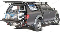 work gullwing hardtop rh3 pro for mitsubishi l200 pickup