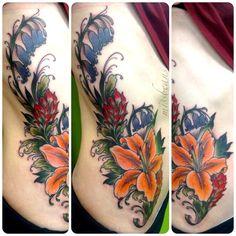 Gardening Tattoo