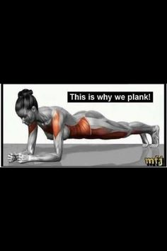 Currently planking at 2minutes - working my way up! :)