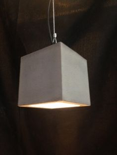 LED concrete lamp by liquidquarry.com Concrete Lamp, Led, Lighting, Home Decor, Homemade Home Decor, Light Fixtures, Lights, Interior Design, Lightning