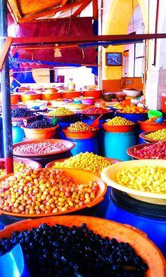 Olives... Casablanca Morocco