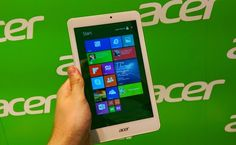 For productivity intensive users, a Windows tablet is always one of the most preferred choices. To serve such productivity oriented users, Acer has announced the Acer Iconia Tab 8W, an 8-icnh tablets that runs on Windows 8.1 operating system (OS). It will be available for purchase by November this year. This 8-inch tablet is an affordable and travel-friendly alternative to other more popular 8 inch Android and iOS tablets.