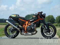 """Metisse-KTM CR690 - First Look"" from  Cycle World : http://www.cycleworld.com/"