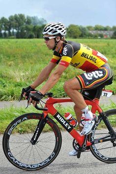 Jens Debusschere (Lotto Belisol) Photo credit © Tim de Waele/TDW Sport
