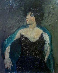 Le Petit Monsieur Cocosse: Kiki de Montparnasse Per Krogh, 1928