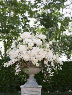 Ceremony flowers?