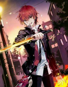 What is this anime? Is this from anime ansatsu kyoushitsu? Chica Anime Manga, Manga Boy, Kawaii Anime, Anime Art, Cute Anime Guys, Hot Anime Boy, Anime Boys, Chibi, Anime Krieger