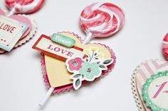 """""""Sweet Love"""" Valentine by Ashley Newell"""