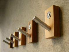 Multipurpose Wall Coat Hooks Kitchen Hooks by andrewsreclaimed modern farmhouse