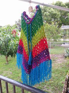 Caron Cakes Patterns, Mandala Yarn, Rainbow Crochet, Crochet Halter Tops, Color Pallets, Beautiful Crochet, Top Pattern, Go Shopping, Clothing Items